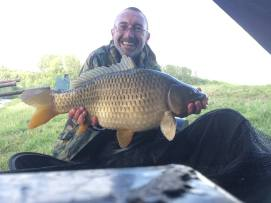 26lb Carp caught in 2017